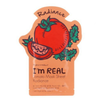 Tony Moly. I'm Real Mask Sheet Tomato - Тканевая маска с Томатом