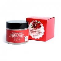 Jigott. Pomegranate Shining Cream - Крем с экстрактом граната для яркости кожи (70мл)