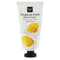 Farm Stay. Tropical Fruit Hand Cream - Mango & Shea Butter - Крем для рук с манго, жожоба