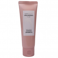 Valmona. Powerful Solution Black Peony Seoritae Shampoo - Укрепляющий шампунь с черным пионом, 100 мл