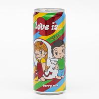 Газированный напиток Love is «Ягодный микс», 330 мл 6250598