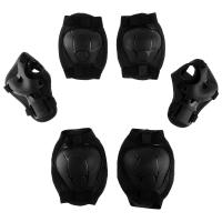 Защита роликовая, размер S, цвет чёрный 134222