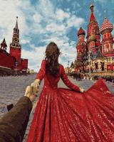 ZX 20674 / GX 24447 Следуй за мной. Red square (Москва)