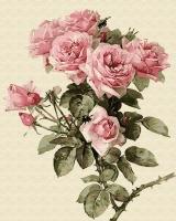ZX 22360 Веточка розы