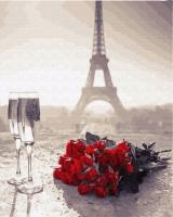 ZX 22923 / GX 21511 Розы в Париже